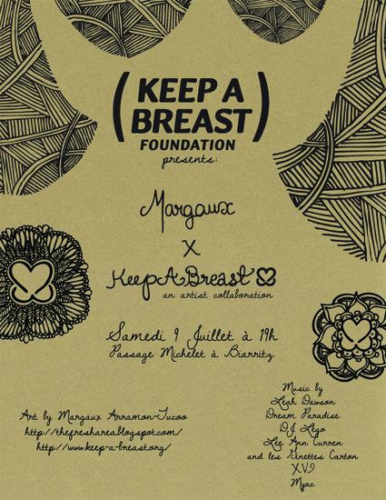 Margaux x Keep a Brest