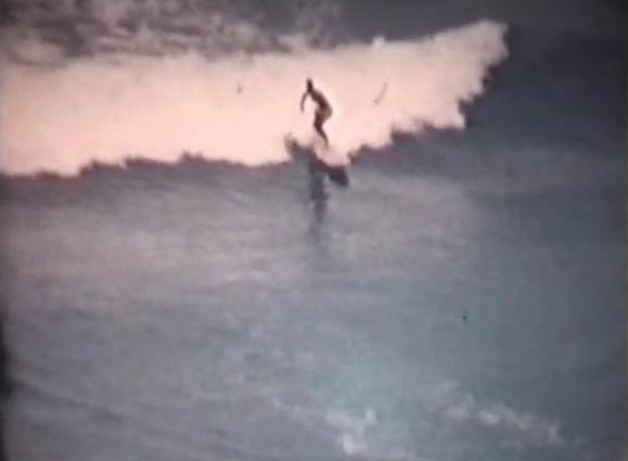 surfing zarautz 1968